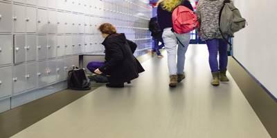 Pelapis lantai