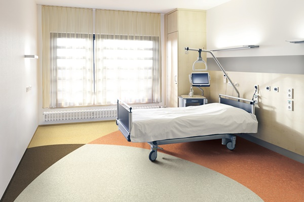 jual lantai vinyl rumah sakit