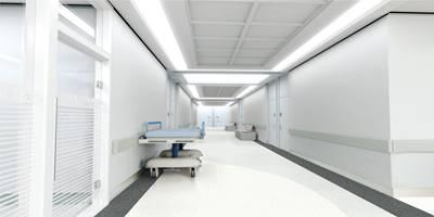 Lantai Rumah Sakit Homogeneous