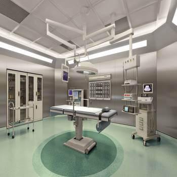 Lantai kamar operasi