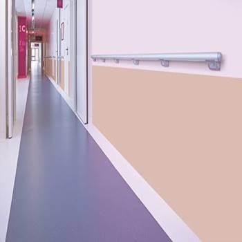 Vinyl dinding kamar operasi anti bakteri